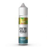 SQZD Fruit Co - Tropical Punch E-liquid 50ML Shortfill